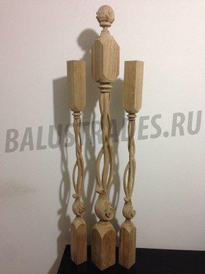 Балясины деревянные в Украине – цены, фото, отзывы, купить